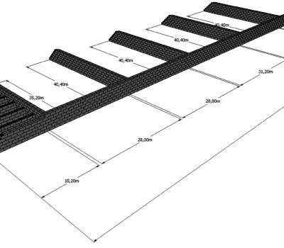 Blocs Murs Béton Préfabriqués Pour Stockage Déco-Ouest