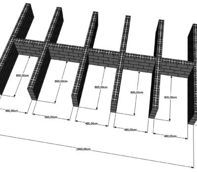 Blocs Murs Béton Préfabriqués Pour Stockage - Déco-Ouest